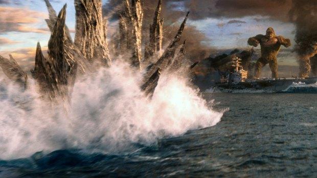 Yếu tố đam mỹ trá hình ở Godzilla vs. Kong: Xem một hồi thấy hao hao Thiên Nhai Khách là sao ta? - Ảnh 12.