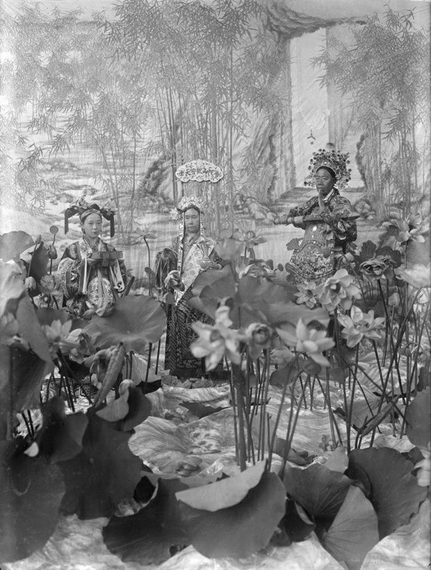 Chân dung đệ nhất mỹ nhân cuối triều đại nhà Thanh bị Từ Hi Thái hậu cầm tù trong cung cấm, không cho phép sống cùng chồng - Ảnh 4.