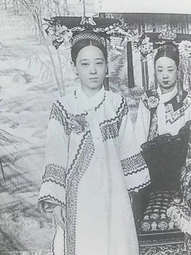 Chân dung đệ nhất mỹ nhân cuối triều đại nhà Thanh bị Từ Hi Thái hậu cầm tù trong cung cấm, không cho phép sống cùng chồng - Ảnh 3.