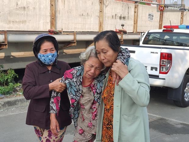 Nhân chứng vụ hỏa hoạn đau lòng tại Sài Gòn: Lửa bùng dữ lắm, nhà 7 người thì chết 6, tội nhất 2 đứa nhỏ - Ảnh 3.