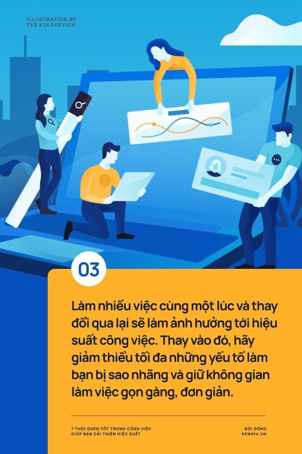 Làm thế nào để tăng hiệu suất công việc khi mỗi ngày chỉ có 24 giờ? - Ảnh 3.