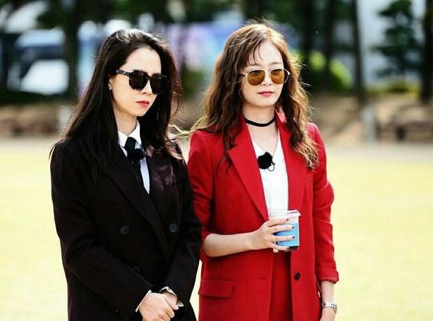Lan Ngọc - Thuý Ngân sẽ là phiên bản của cặp chị em Ji Hyo - So Min tại Running Man Việt? - Ảnh 2.