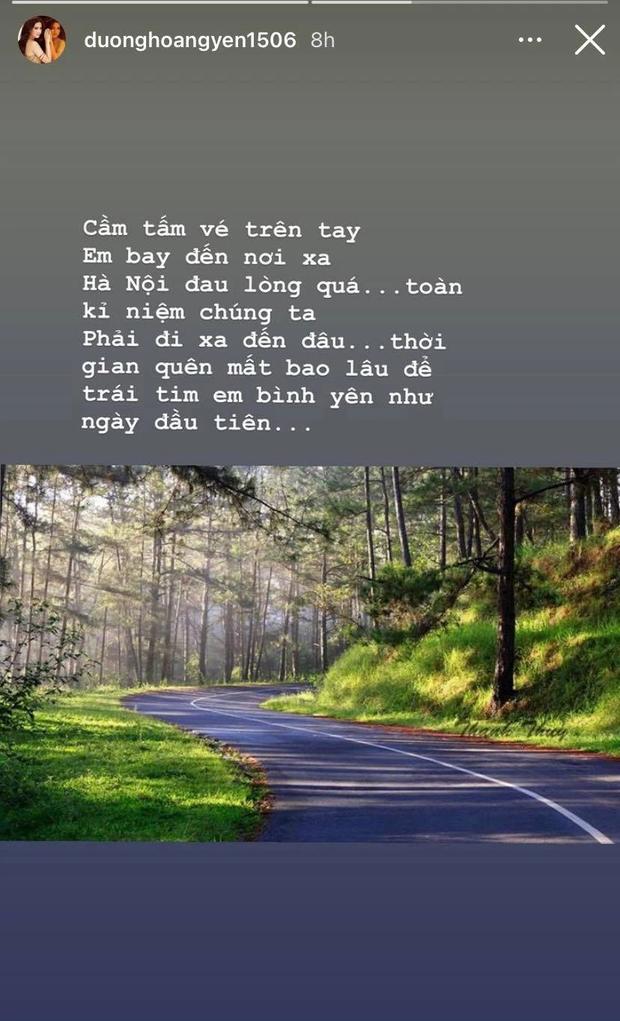 Dương Hoàng Yến tái ngộ Diệu Nhi, Hậu Hoàng sau story: Hà Nội đau lòng quá - Ảnh 3.