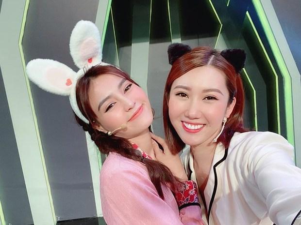 Lan Ngọc - Thuý Ngân sẽ là phiên bản của cặp chị em Ji Hyo - So Min tại Running Man Việt? - Ảnh 4.