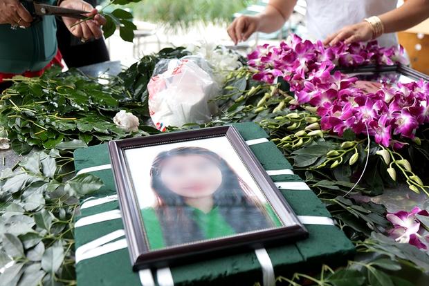 Xót xa di ảnh 6 người trong 1 gia đình được đặt cạnh nhau sau đám cháy kinh hoàng ở Sài Gòn - Ảnh 3.