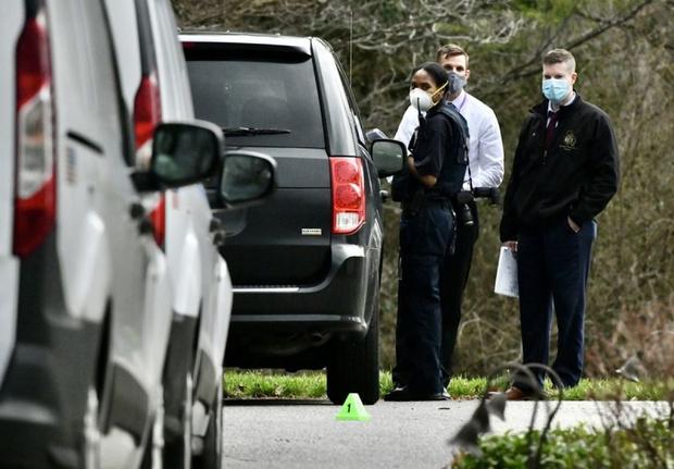 Thêm một vụ xả súng khiến 5 người thiệt mạng ở Mỹ - Ảnh 1.
