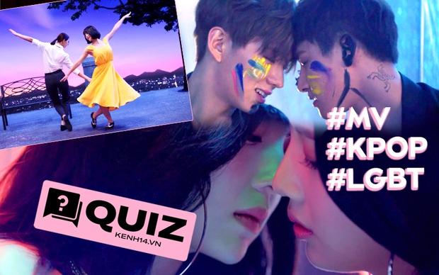 Từ Red Velvet, TWICE đến Taeyeon, MONSTA X đều từng thực hiện MV đề tài LGBT, liệu bạn có biết hết? - Ảnh 1.