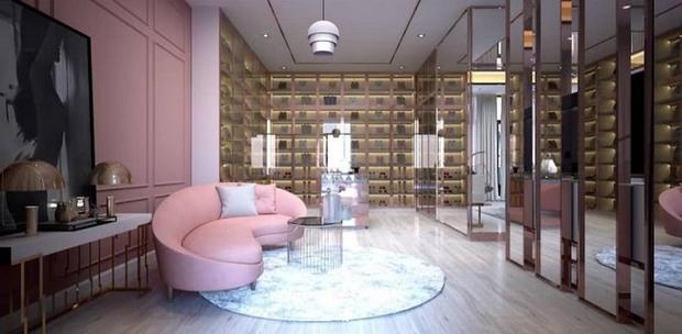 Cận cảnh biệt thự nơi Ngọc Trinh bị mất trộm: Giá 50 tỷ, rộng 800m2, độ giàu có bậc nhất nhì showbiz - Ảnh 8.