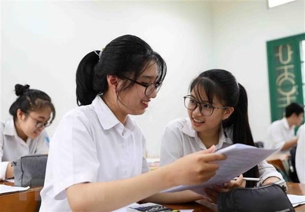 Đề thi tốt nghiệp THPT 2021 tham khảo khi nào công bố? - Ảnh 1.