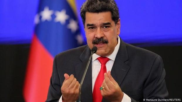 Facebook tạm khóa tài khoản của Tổng thống Venezuela Nicolas Maduro - Ảnh 1.
