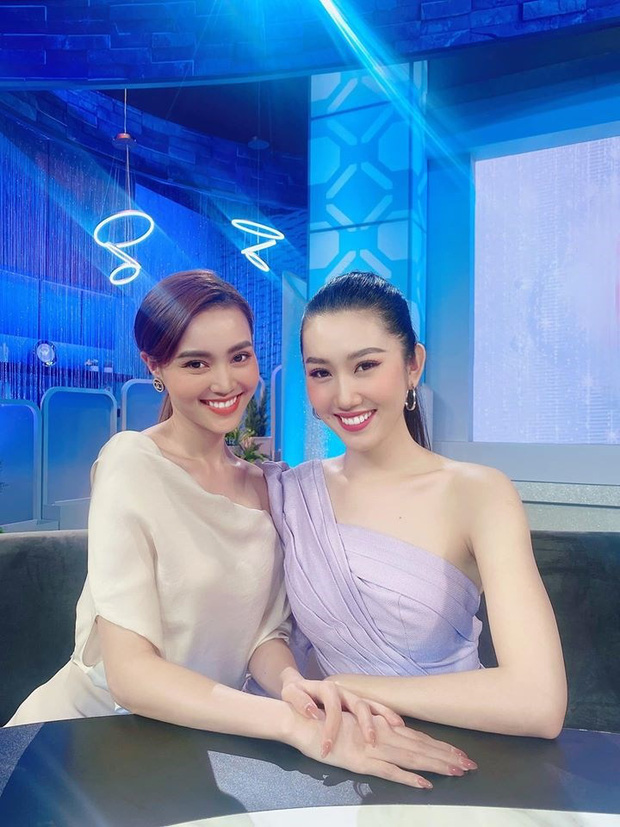 Lan Ngọc - Thuý Ngân sẽ là phiên bản của cặp chị em Ji Hyo - So Min tại Running Man Việt? - Ảnh 5.