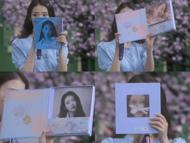 IU gây náo loạn mạng xã hội nhờ tạo hình với tóc hồng cực chất, netizen liên tưởng đến người bạn quá cố Sulli - Ảnh 12.