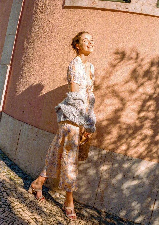 Blogger người Hàn chỉ bạn cách... lười để mặc đẹp, ai ngờ toàn ra style Pháp mới lạ! - Ảnh 3.