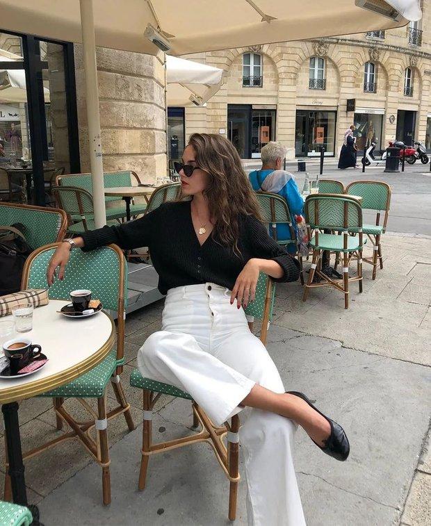 Blogger người Hàn chỉ bạn cách... lười để mặc đẹp, ai ngờ toàn ra style Pháp mới lạ! - Ảnh 4.