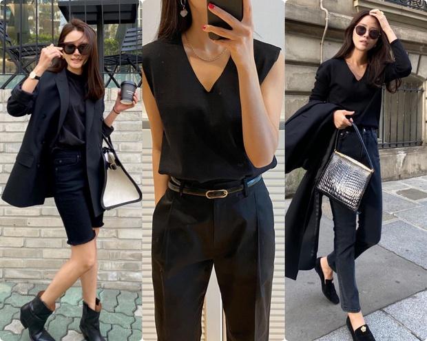 Blogger người Hàn chỉ bạn cách... lười để mặc đẹp, ai ngờ toàn ra style Pháp mới lạ! - Ảnh 6.