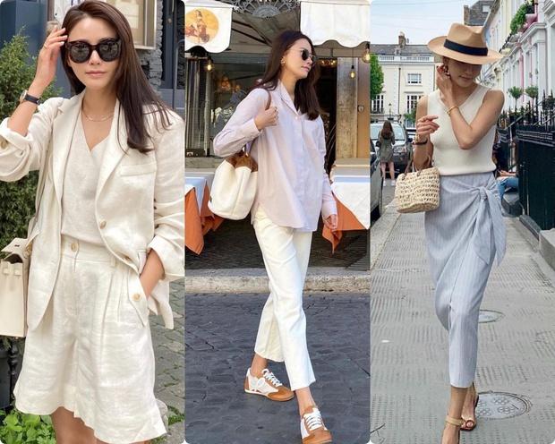 Blogger người Hàn chỉ bạn cách... lười để mặc đẹp, ai ngờ toàn ra style Pháp mới lạ! - Ảnh 7.