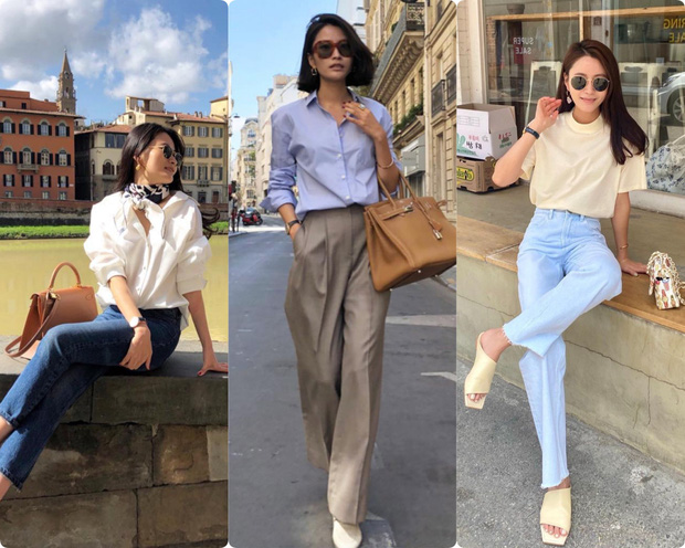 Blogger người Hàn chỉ bạn cách... lười để mặc đẹp, ai ngờ toàn ra style Pháp mới lạ! - Ảnh 8.