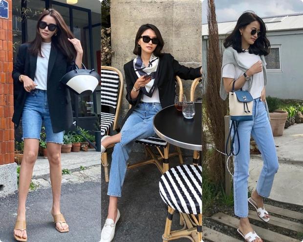 Blogger người Hàn chỉ bạn cách... lười để mặc đẹp, ai ngờ toàn ra style Pháp mới lạ! - Ảnh 9.