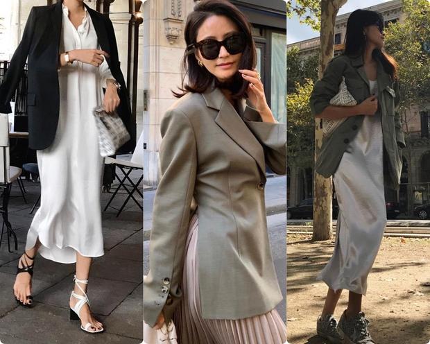 Blogger người Hàn chỉ bạn cách... lười để mặc đẹp, ai ngờ toàn ra style Pháp mới lạ! - Ảnh 10.