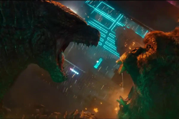 Yếu tố đam mỹ trá hình ở Godzilla vs. Kong: Xem một hồi thấy hao hao Thiên Nhai Khách là sao ta? - Ảnh 6.