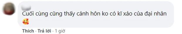 Fan Việt vui như Tết vì Nhậm Gia Luân hôn bạn diễn trực diện sau bao năm ăn chay trên màn ảnh - Ảnh 2.