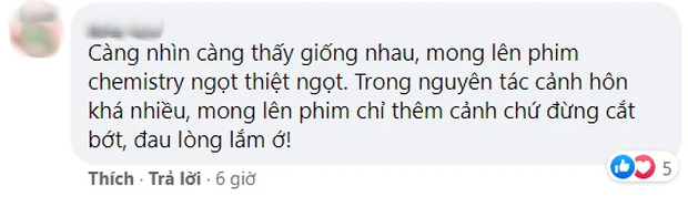 Fan Việt vui như Tết vì Nhậm Gia Luân hôn bạn diễn trực diện sau bao năm ăn chay trên màn ảnh - Ảnh 6.