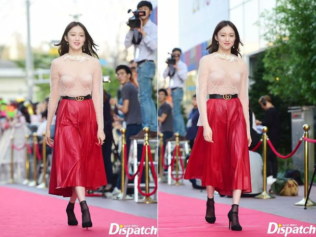 Màn hở bạo nhức mắt nhất Kbiz: Vòng 1 ác nữ Penthouse Kim So Yeon như nhảy ra ngoài, sao nữ vô danh cố tình vồ ếch khoe thân - Ảnh 24.