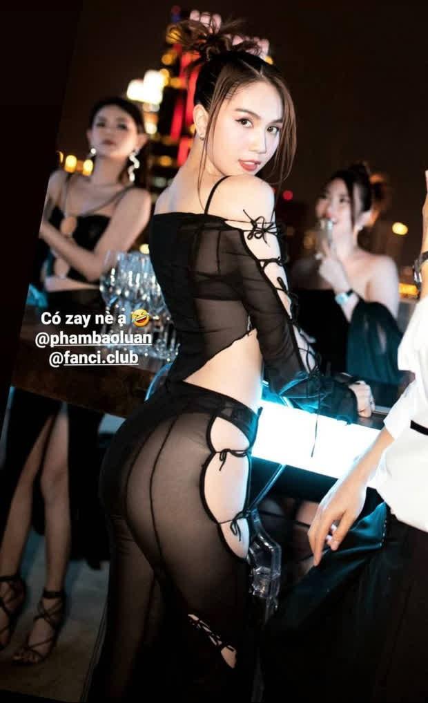 Gợi cảm/Phản cảm: Ngọc Trinh - Chi Pu và cả dàn sao nữ thi nhau diện đồ lộ hết cả underwear, nhưng có sexy như mong đợi? - Ảnh 5.