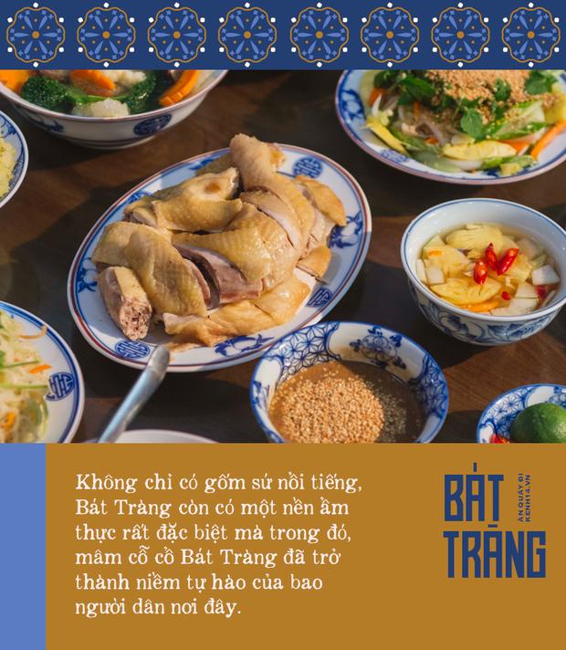 Ngoài gốm sứ, Bát Tràng còn có mâm cỗ với món ăn tiến vua đặc biệt, đại diện cho cái tầm rất khác của ẩm thực Việt Nam - Ảnh 1.