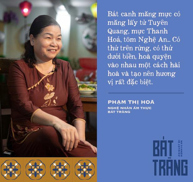 Ngoài gốm sứ, Bát Tràng còn có mâm cỗ với món ăn tiến vua đặc biệt, đại diện cho cái tầm rất khác của ẩm thực Việt Nam - Ảnh 5.