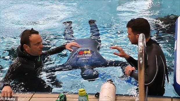 Bác thợ lặn nín thở dưới nước suốt 24 phút, ban giám khảo ngồi trên bờ sợ quá phải xác nhận kỷ lục Guinness thế giới luôn - Ảnh 6.