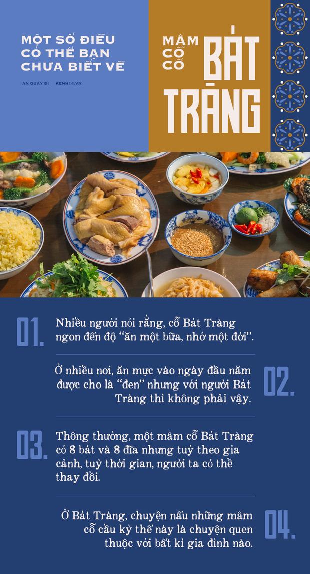 Ngoài gốm sứ, Bát Tràng còn có mâm cỗ với món ăn tiến vua đặc biệt, đại diện cho cái tầm rất khác của ẩm thực Việt Nam - Ảnh 12.