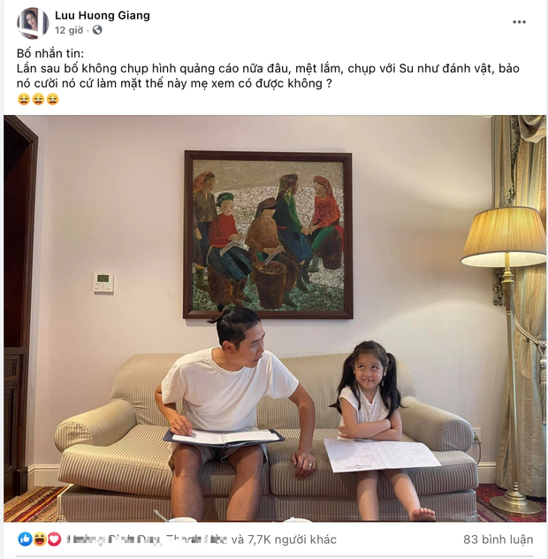 Dàn sao Việt xỉu ngang trước biểu cảm của con gái nhà nghệ sĩ Giang Hồ, riêng Đông Nhi bị cảnh báo về tương lai của bé Winnie - Ảnh 1.