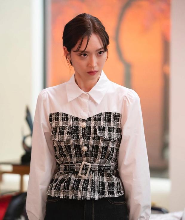 7 trùm phản diện vì quá đẹp nên được tha thứ ở phim Hàn: Cỡ tiểu thư xấc láo Penthouse thì ai nỡ ghét! - Ảnh 1.