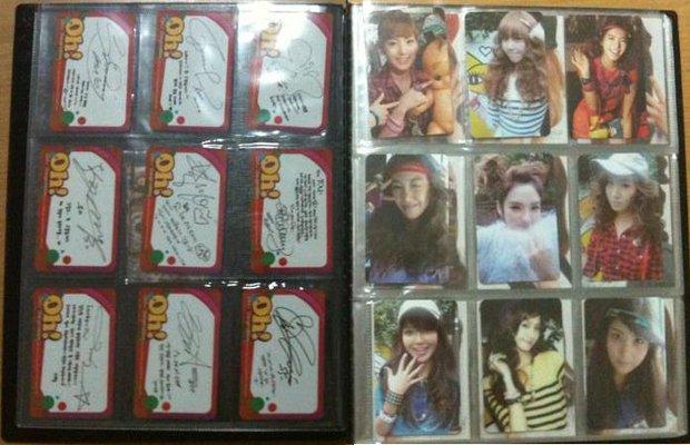 11 năm trước, SM và SNSD khai sinh ra bộ photocard đầu tiên trong lịch sử Kpop, thủ lĩnh thẻ bài đích thực là đây! - Ảnh 5.