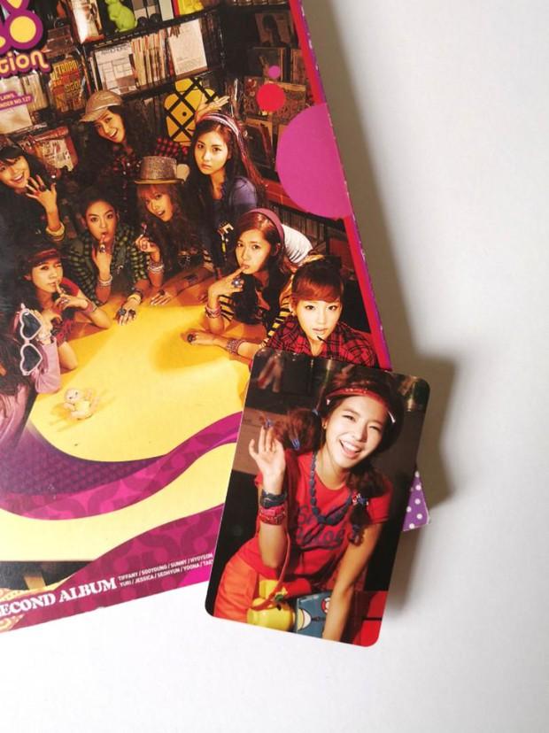 11 năm trước, SM và SNSD khai sinh ra bộ photocard đầu tiên trong lịch sử Kpop, thủ lĩnh thẻ bài đích thực là đây! - Ảnh 4.