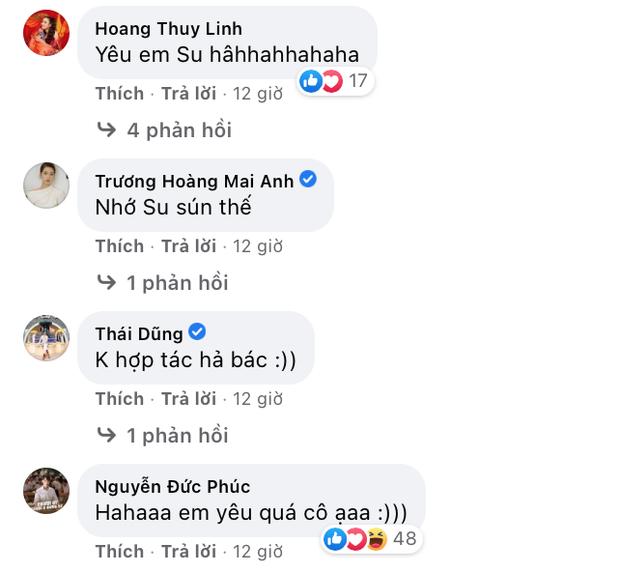 Dàn sao Việt xỉu ngang trước biểu cảm của con gái nhà nghệ sĩ Giang Hồ, riêng Đông Nhi bị cảnh báo về tương lai của bé Winnie - Ảnh 4.