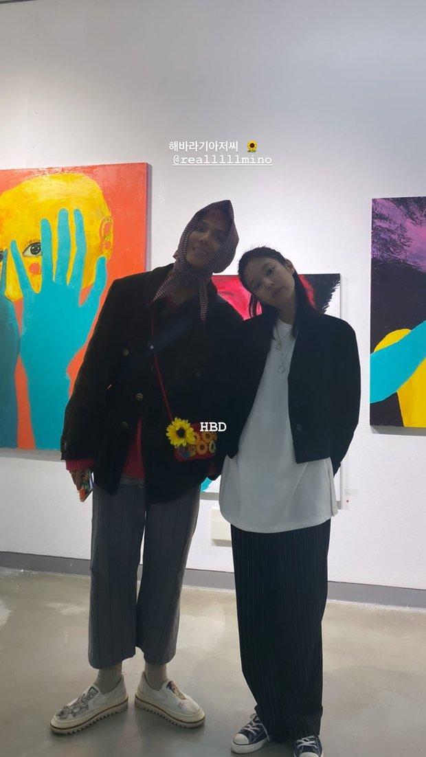 Dù hẹn hò nhưng G-Dragon lại không phải là chàng trai được Jennie (BLACKPINK) đăng ảnh tình cảm công khai như này - Ảnh 2.