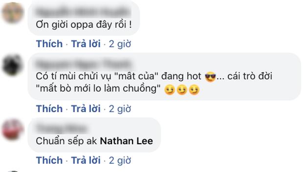 Nathan Lee đăng status đá xéo ai đó ngu dốt, tag Lý Nhã Kỳ nhưng netizen gọi tên Ngọc Trinh vì ám chỉ dàn dựng? - Ảnh 4.