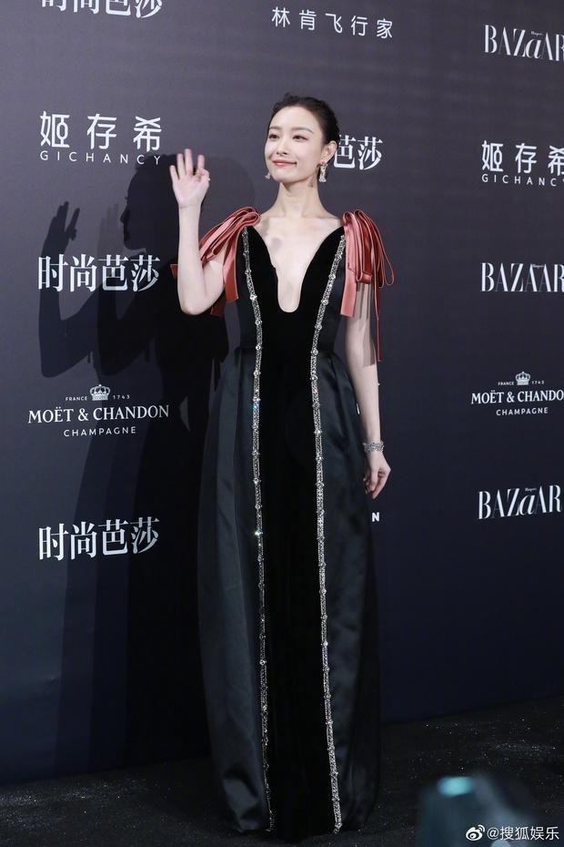 Thảm đỏ khủng Bazaar Icons: Angela Baby tuột dốc visual, Dương Tử gây thất vọng toàn tập vì chiếc váy rúm ró - Ảnh 15.