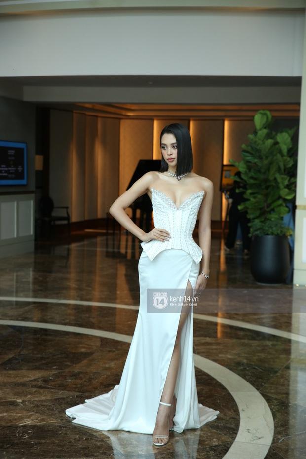 Bóc nhan sắc của dàn Hoa hậu tại Miss World Việt Nam qua camera thường: Tiểu Vy, Lương Thuỳ Linh vẫn xinh xắn, Cẩm Đan nhìn mà thấy tiếc! - Ảnh 7.
