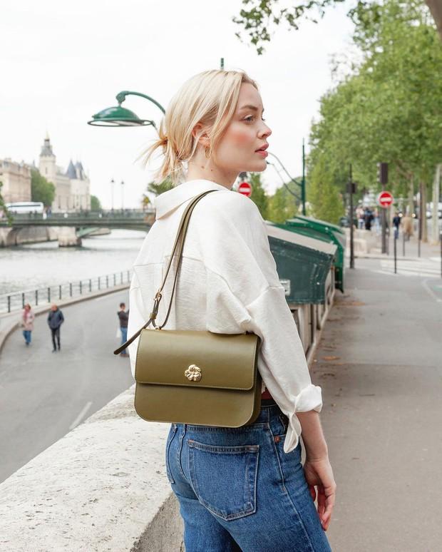 Điểm mặt 5 kiểu áo sơ mi của phụ nữ Pháp, chỉ cần diện đơn giản cũng đạt 100 điểm tinh tế! - Ảnh 8.