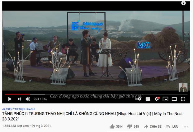 Sau Văn Mai Hương và bộ đôi Đan Trường - Juky San, thêm 1 màn cover nhạc Hoa lời Việt công phá lên hẳn #2 trending YouTube - Ảnh 2.