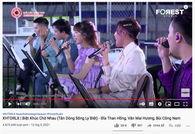 Sau Văn Mai Hương và bộ đôi Đan Trường - Juky San, thêm 1 màn cover nhạc Hoa lời Việt công phá lên hẳn #2 trending YouTube - Ảnh 9.