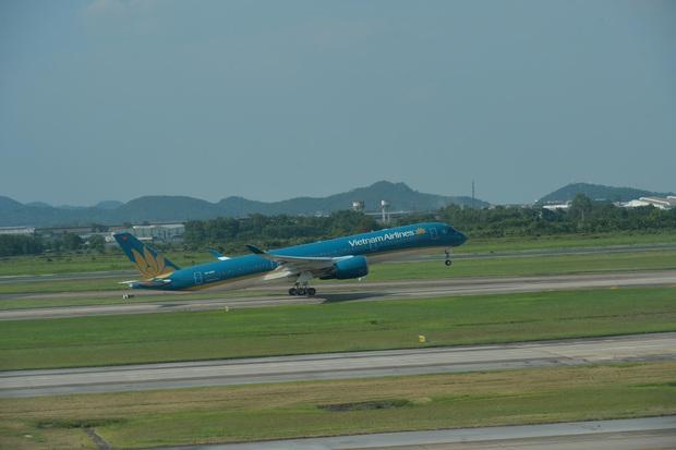 Vietnam Airlines nối lại một số đường bay quốc tế đến Nhật Bản, Hàn Quốc, Úc từ tháng 4 - Ảnh 1.