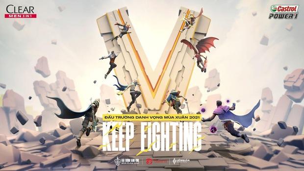 Được đầu tư 12 tỷ, Đấu Trường Danh Vọng tiếp tục là giải đấu Esports số 1 Việt Nam, tuyển thủ Liên Quân lại có thêm lương bổng - Ảnh 1.