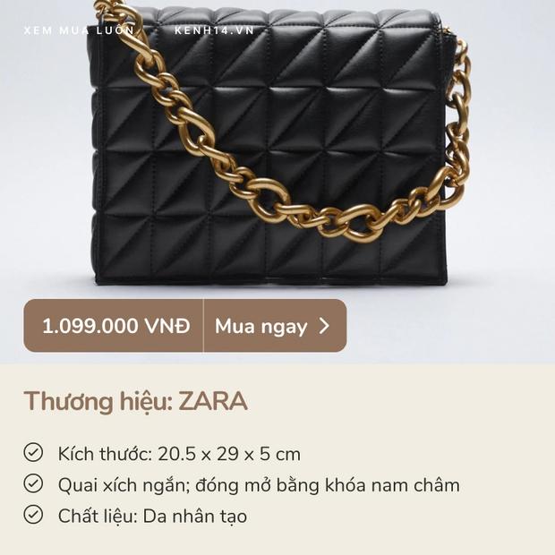 8 em túi xách sang chảnh giá từ 700k - 2 triệu xứng đáng để các nàng rước về dịp 8/3 này - Ảnh 4.