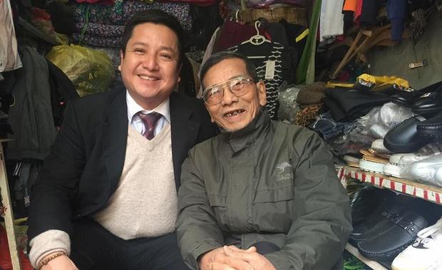 Xót xa những hình ảnh cuối đời của NSND Trần Hạnh: Tuổi già sức yếu nhưng vẫn cười lạc quan, vẫn cống hiến hết mình! - Ảnh 4.
