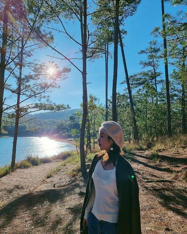 Xuýt xoa không thôi với loạt ảnh du lịch cực chill của Mi Vân: Style đơn giản nhưng nhan sắc mẹ bỉm vẫn đỉnh quá! - Ảnh 6.