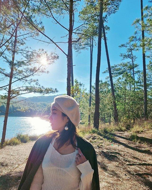 Xuýt xoa không thôi với loạt ảnh du lịch cực chill của Mi Vân: Style đơn giản nhưng nhan sắc mẹ bỉm vẫn đỉnh quá! - Ảnh 3.